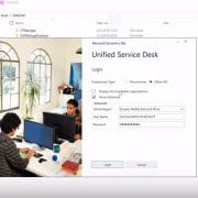 Dynamics 365 unified service desk