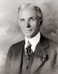 Henry Ford Management Style Doesn't Fit to Today's Information Work