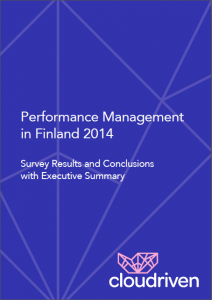 Performance Management in Finland 2014
