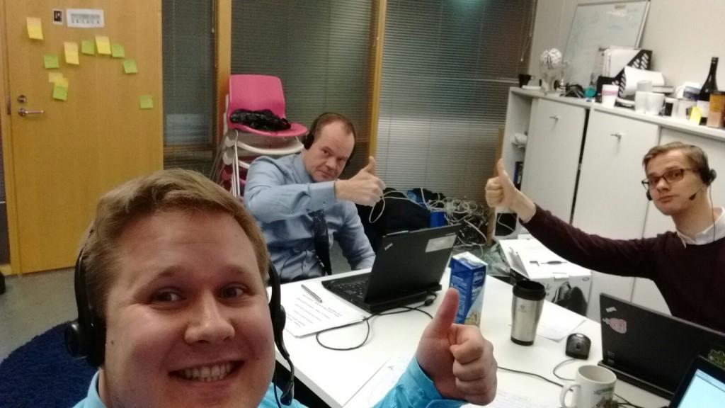 TrainEngage-webinaarin vieraana Antti Aho