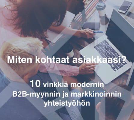 b2b-myynnin