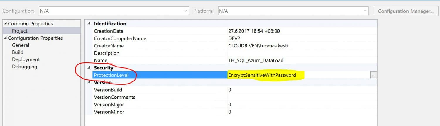 Cloud9 | Blog | SSIS package with Excel data source or